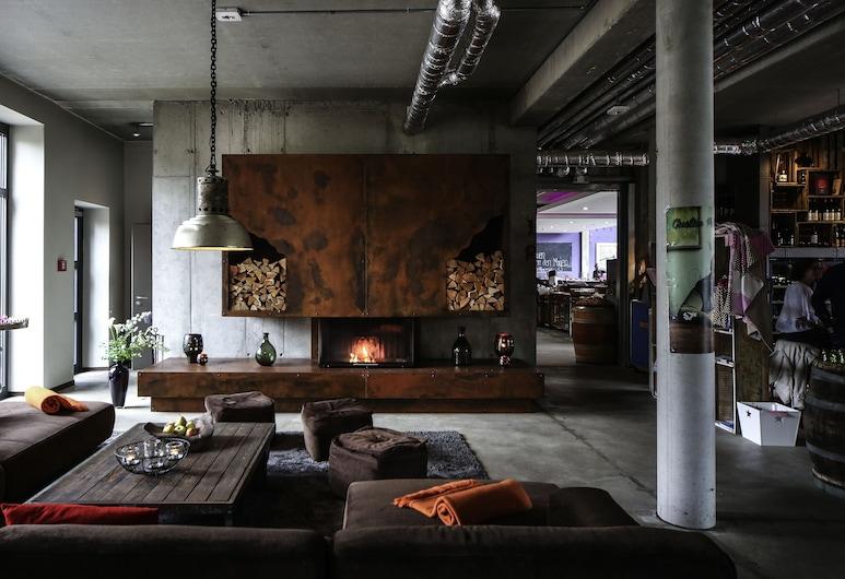 Altes Stahlwerk, Neumünster, Lobby-Lounge