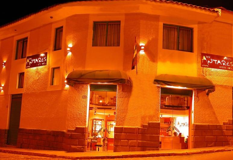 Antares Mystic Hotel, Cusco, Hotel Front – Evening/Night
