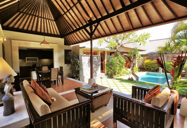The Sanyas Suite, Seminyak, Vila Junior, 1 kamar tidur, kolam renang pribadi, Kamar