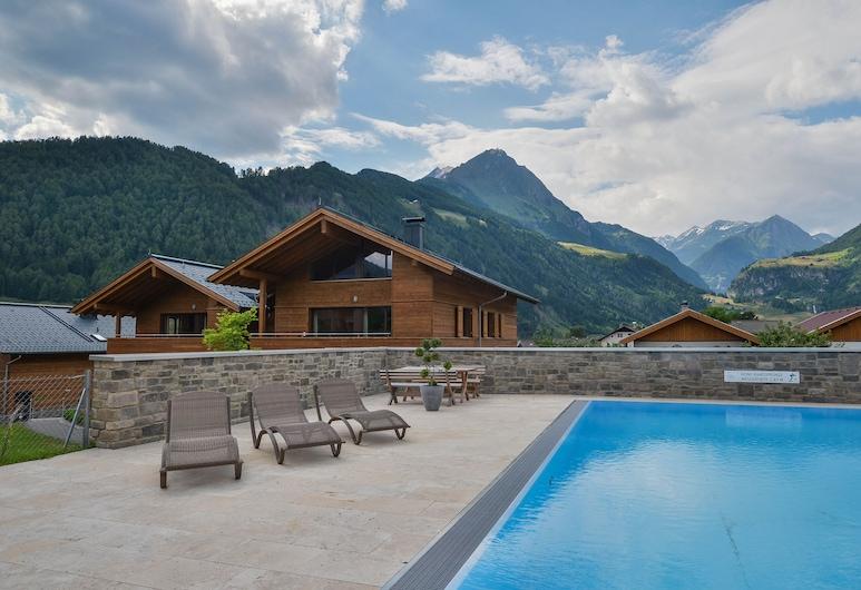 AlpinLodges Matrei, Matrei in Osttirol, Uima-allas