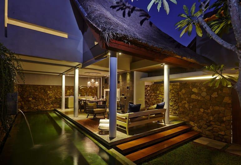 Mahala Hasa Villas by Premier Hospitality Asia, Seminyak, Villa, 1 slaapkamer, Woonruimte