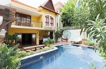 Picture of Villa Cambell Hotel & Cafe in Phnom Penh