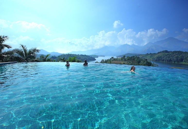 Arayal Resorts: A Unit of Sharoy Resort, Wayanad, Vayittiri, Alberca infinita