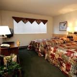 Deluxe soba, 2 bračna kreveta - Soba za goste