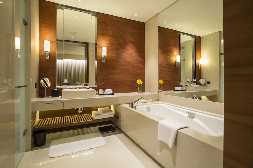雅緻雙床房 - 浴室
