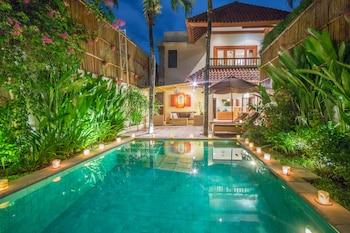 Bali — zdjęcie hotelu Villa Seriska Seminyak Bali