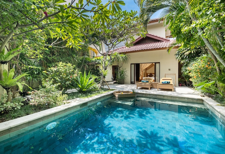 Villa Seriska Seminyak Bali, Seminyak, Luxury Villa, 2 Bedrooms, Private Pool, Room