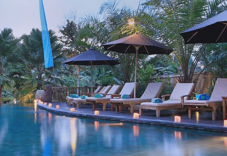 ذا سانكارا ريزورت باي برامانا, اوبود, حمام سباحة