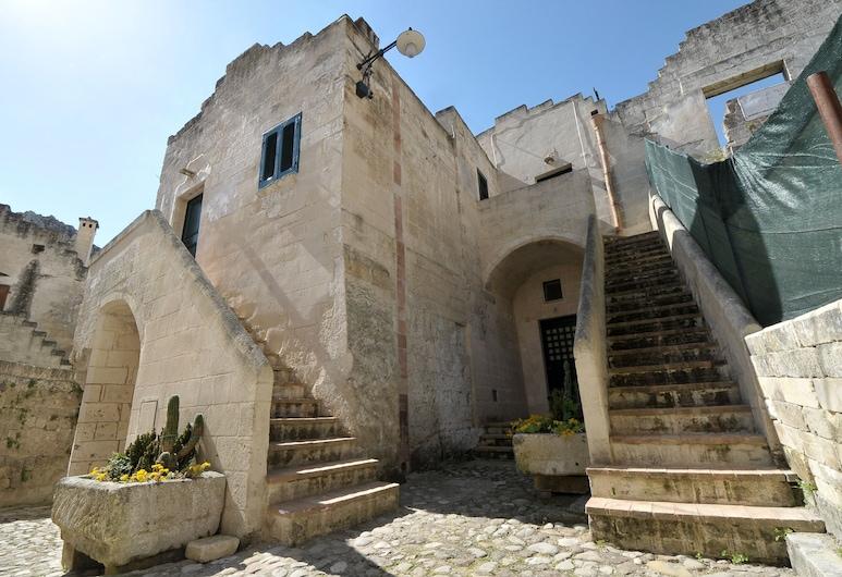 Agli Archi Dimore Storiche, Matera, Fachada del hotel