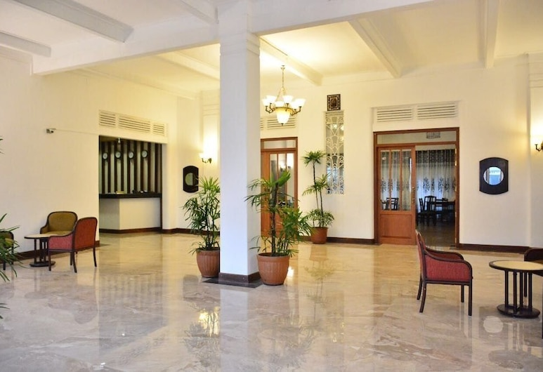 Shalimar Hotel, Colombo, Lobi Oturma Alanı
