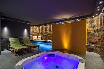 在卢卡的卢卡蓝色魅力宅邸酒店照片