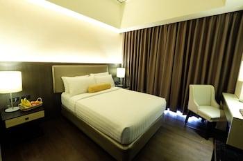 A(z) Home Crest Hotel hotel fényképe itt: Davao