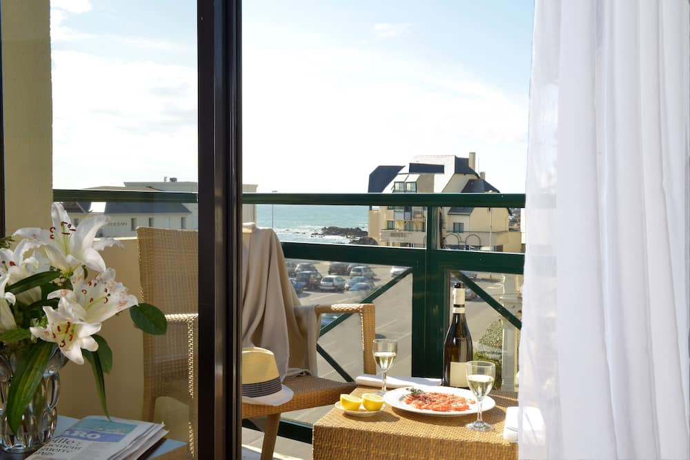 Studiové apartmá - Balkón