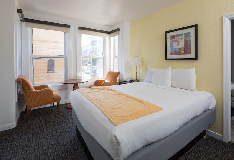 卡薩洛瑪酒店, 三藩市, 客房, 1 張加大雙人床, 私人浴室, 客房