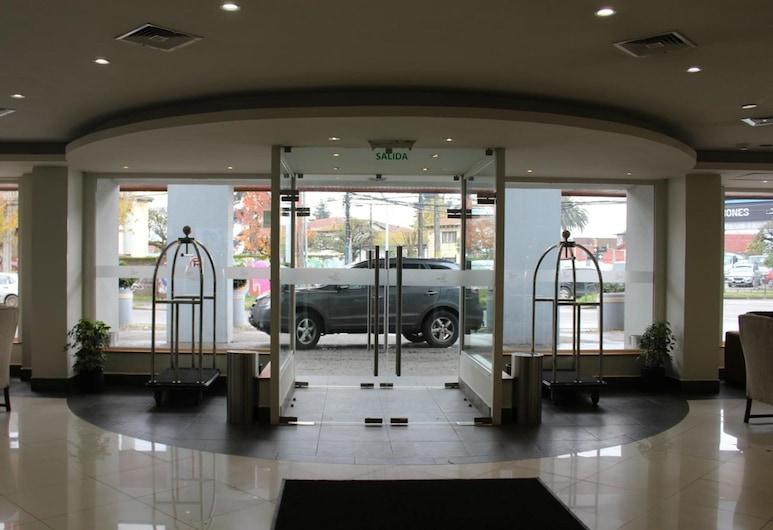 Hotel Diego de Almagro Temuco, Temukas, Vidinis įėjimas