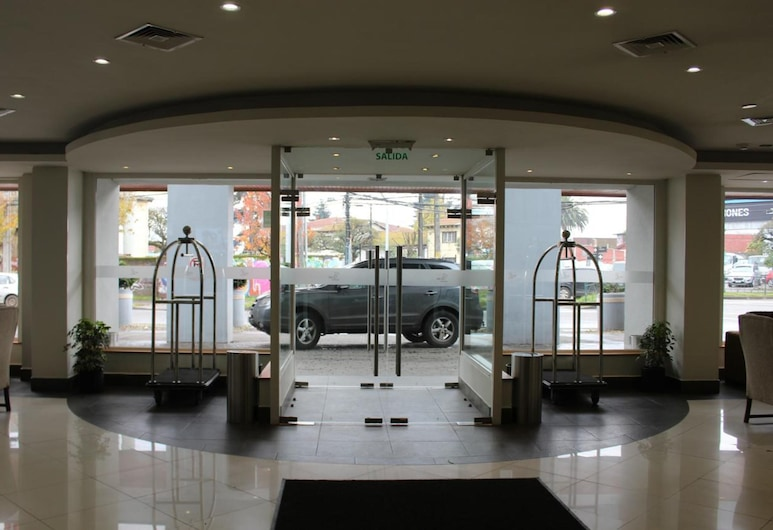 Hotel Diego de Almagro Temuco, Темуко, Вхід у приміщення