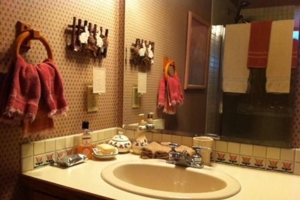 套房 (Main Floor - Rose Bed) - 浴室