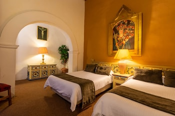 Φωτογραφία του Hosteria del Frayle, Guanajuato