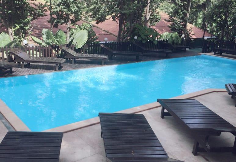 JJ Bungalow & Guest house, Ko Phi Phi, Outdoor Pool