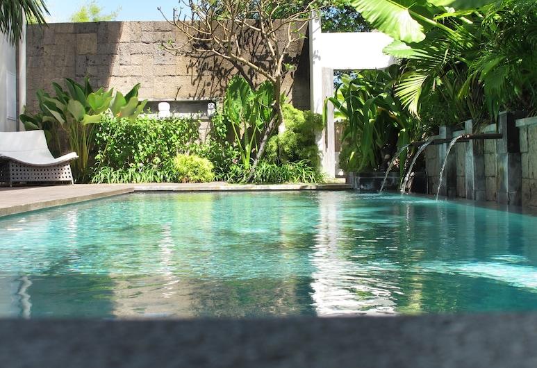 Hu'u Villas, Seminyak, Penthouse, 3 Bedrooms, Private Pool, Outdoor Pool