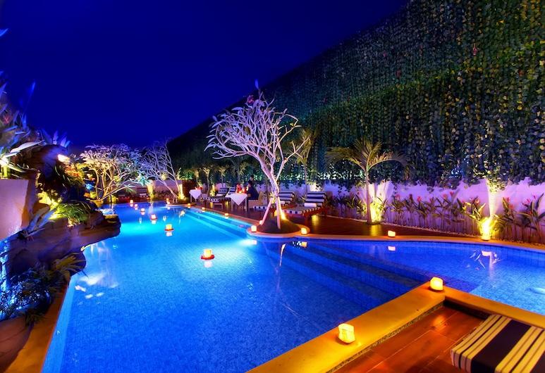 峇里島庫塔雷達納酒店, 庫塔, 室外泳池
