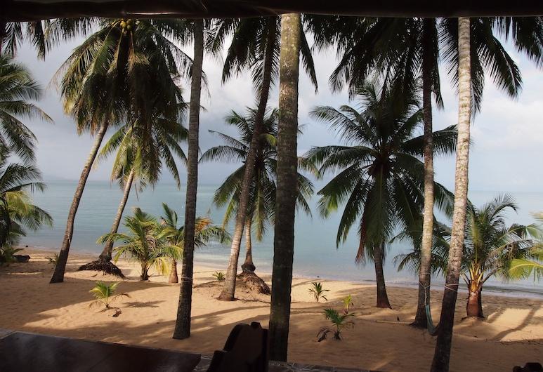 棕櫚點渡假村, 蘇梅島, 海灘