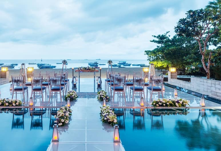 The Sakala Resort Bali - All Suites, Nusa Dua, Outdoor Wedding Area