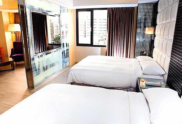Royal Group Hotel Chun Shan Branch, Kaohsiung, Fyrbäddsrum, Gästrum