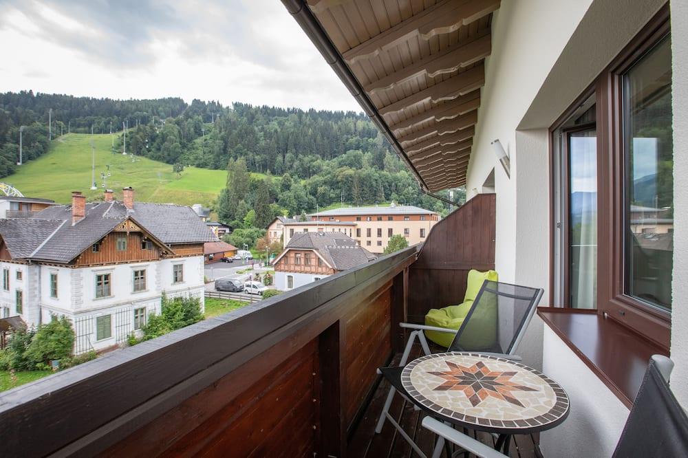 Family Studio, 1 Bedroom, Balcony, Mountainside - Balcony View