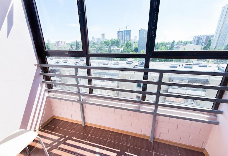 Apartments Ieropolis, Jekaterinburg, Apartment (Belinskogo Street 137), Balkon
