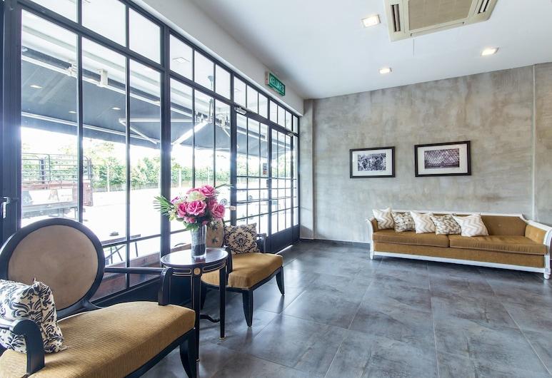 武吉免登斯里亞酒店, 吉隆坡, 大堂閒坐區
