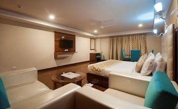 Foto van Hotel Ramhan Palace in New Delhi