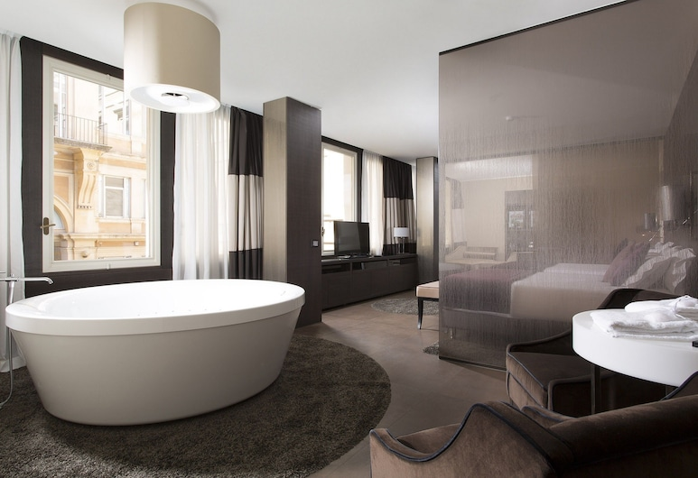 Rome Life Hotel, Rom, Suite (Penthouse), Ausblick vom Zimmer