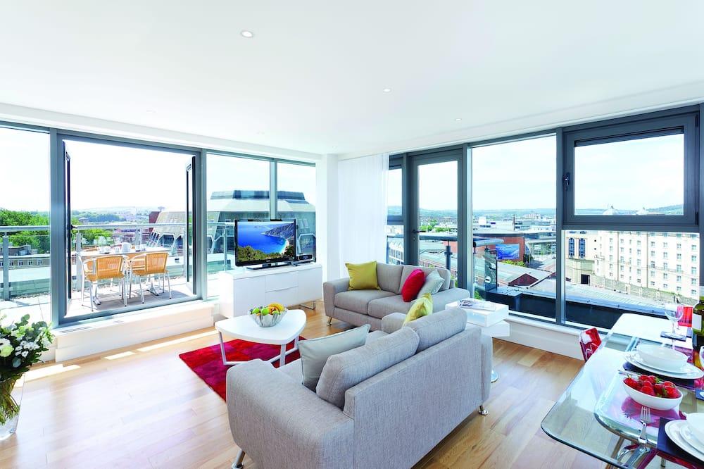 Апартаменты, 3 спальни - Главное изображение