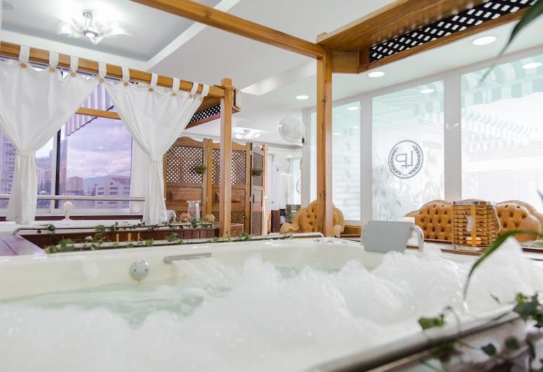 Hotel Du Parc, Medellin, Innendørs spabad