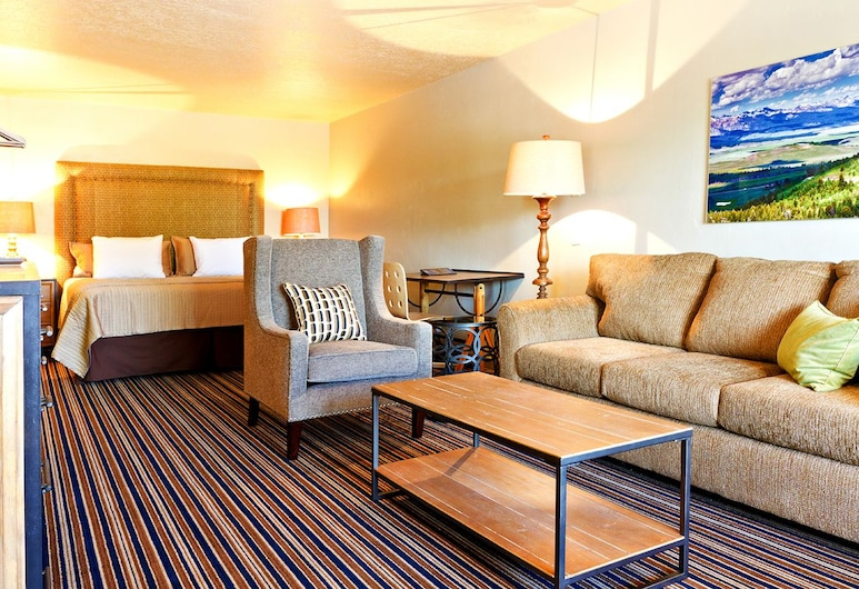 Blue Lakes Inn & Extended Stay, Twin Falls, Suite, Zimmer