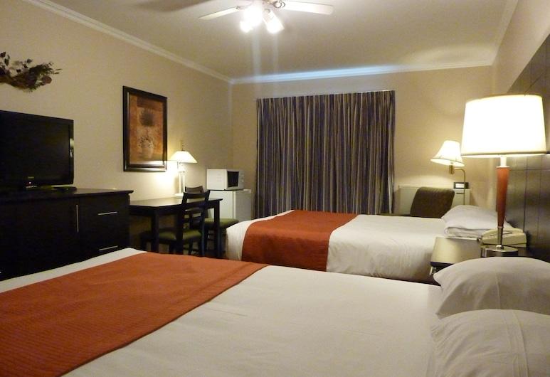 موتيل بيكانكور, بيكانكور, غرفة سوبيريور - سريران مزدوجان, غرفة نزلاء