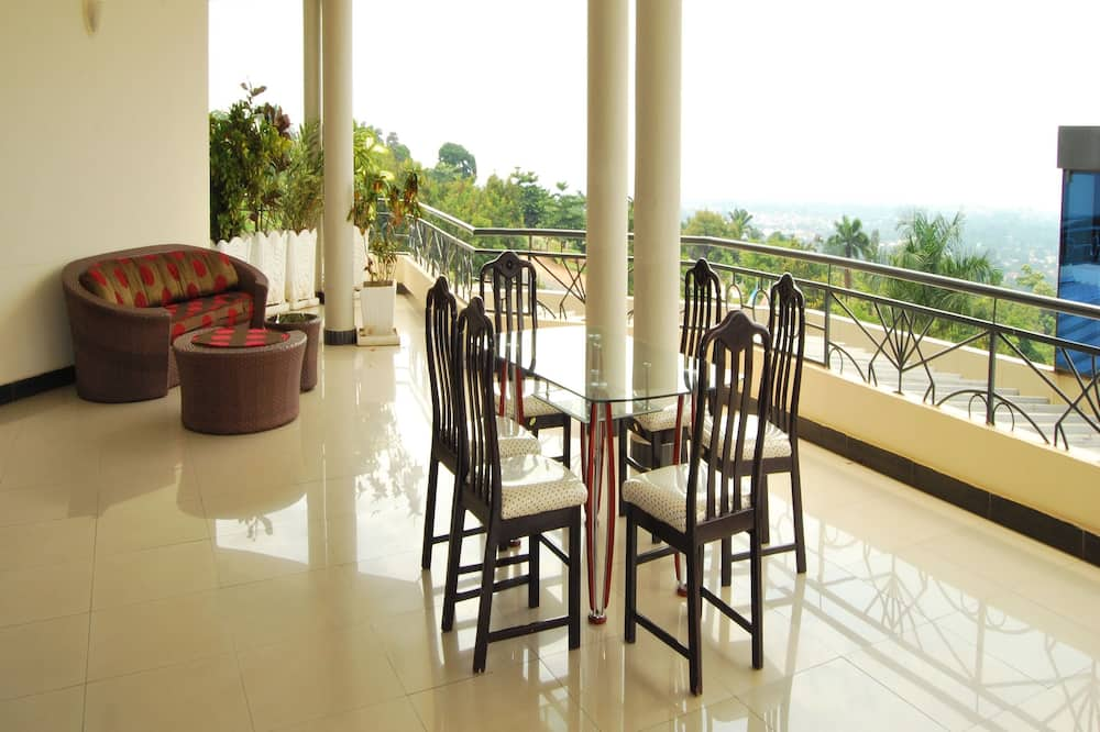 Suite - Balcony