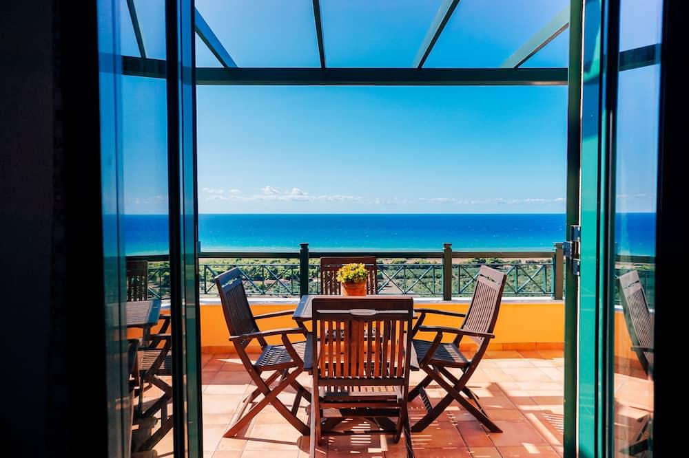 Luxury Suite, Sea View - Balkoni