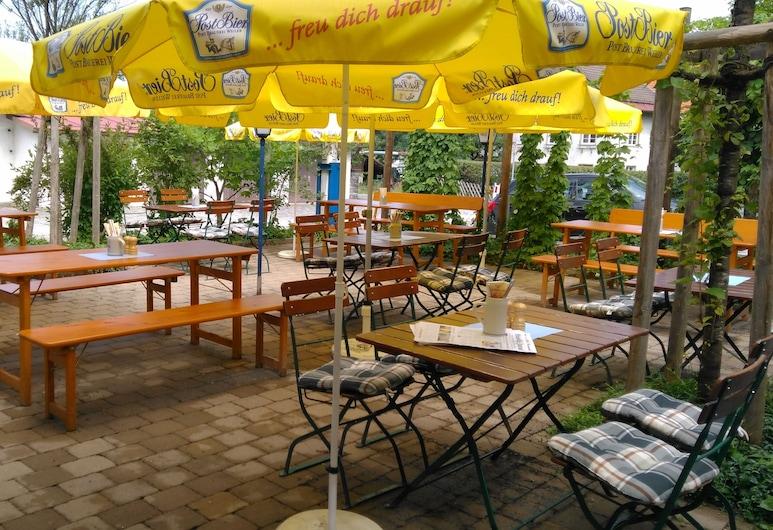 祖尔波斯特旅馆酒店, 魏勒-锡默贝格, 露台