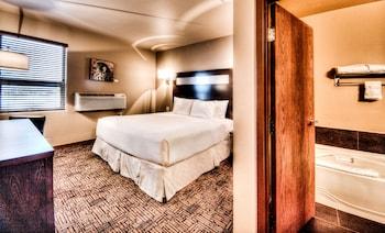 Kuva Podollan Inn & Spa Grande Prairie-hotellista kohteessa Grande Prairie (ja lähialueet)