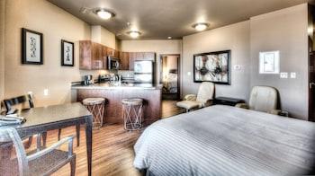A(z) Grand Inn & Residence hotel fényképe itt: Grande Prairie (és környéke)