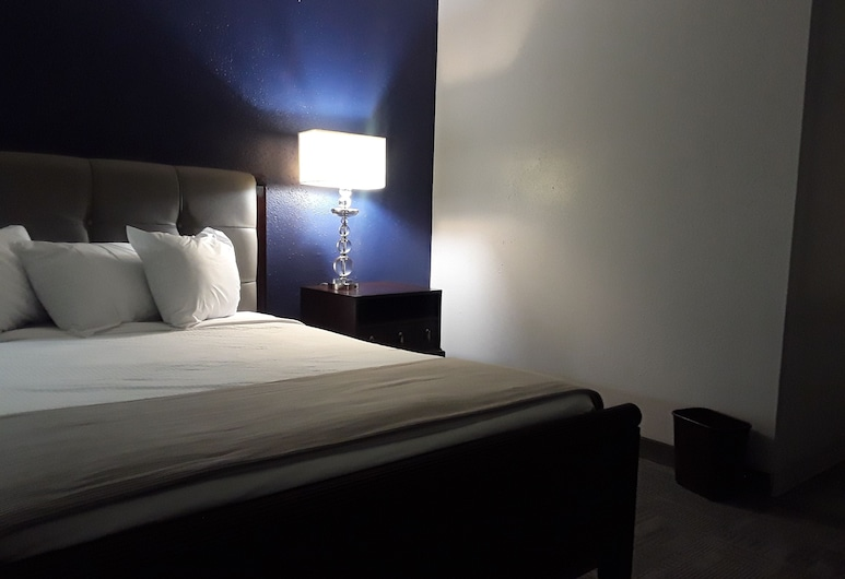 Mountain Music Inn, Branson, Deluxe Room, 1 Queen Bed, Accessible, Non Smoking, Guest Room