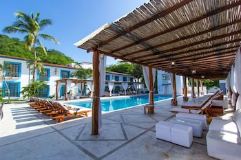 Foto Hotel Santa Cruz Huatulco di Santa María Huatulco