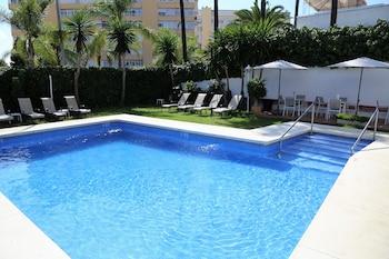Foto van Hotel Arcos de Montemar in Torremolinos