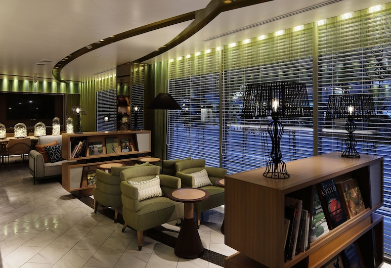 京都塔附樓酒店, Kyoto, 酒店酒廊