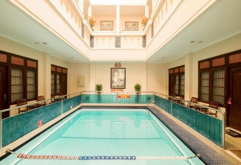 マリボロ イン ホテル, ジョグジャカルタ, 屋外プール