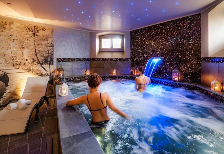 Villa Sylva & Spa, Sanremo, Indoor Spa Tub