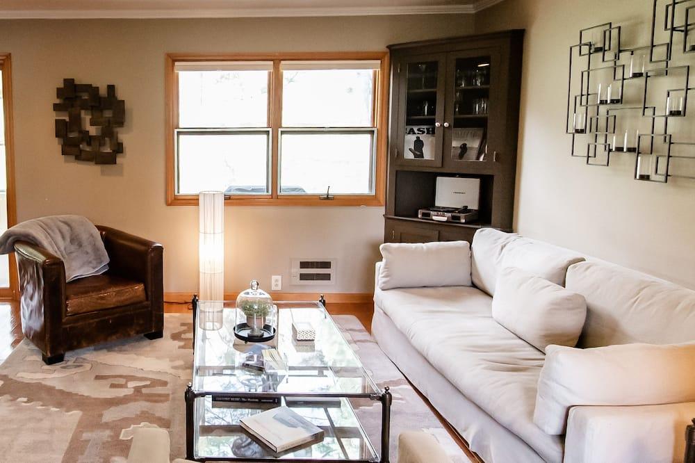 高級獨棟房屋, 私人浴室, 公園景觀 (The Guest House) - 客房