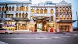 Hotel Christchurch - Vacanze a Christchurch, Albergo Christchurch